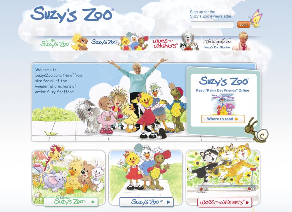 SuzysZoo.com